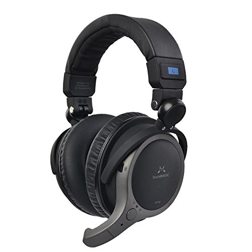 ขายหูฟัง SoundMagic BT100 หูฟัง Bluetooth ระดับไฮเอนด์มีไมค์ในตัว