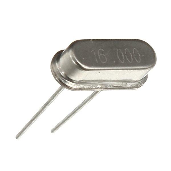 16 MHz Crystal Oscillator HC-49S