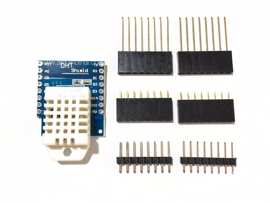 DHT22 Singlebus digital temperature and humidity sensor