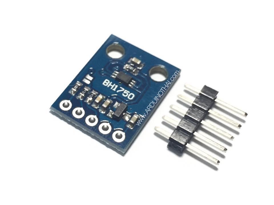 เซนเซอร์ วัดความเข้มแสง Light Sensor Module (BH1750)