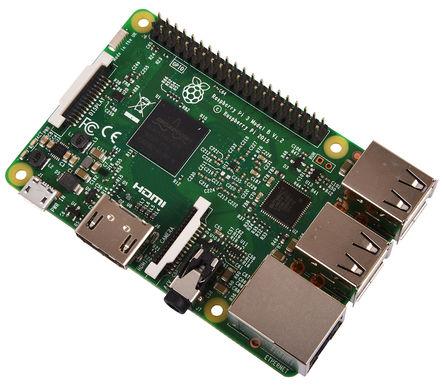 Raspberry Pi 3 Model B (UK)