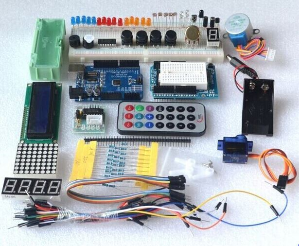 Starter Kit Set1 (Arduino uno R3)