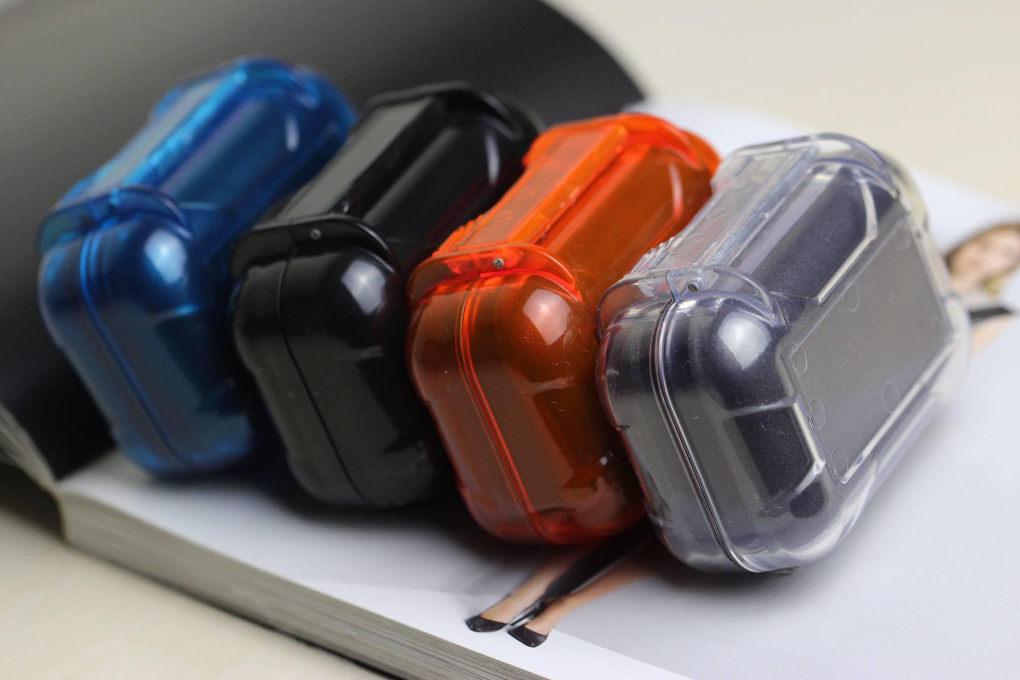 ขาย เคสกันน้ำ X-Tips เคสใสกันกระแทกสำหรับหูฟัง เกรดพรีเมี่ยม ราคาเพียง 390