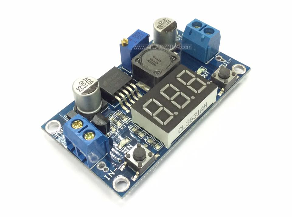 LM2596 DC-DC Step Down Power Module