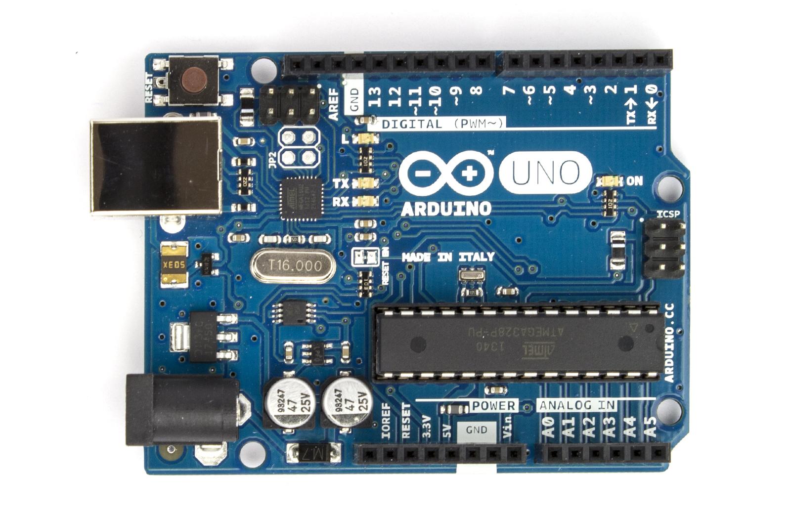 Arduino uno R3 (แถมสาย USB )
