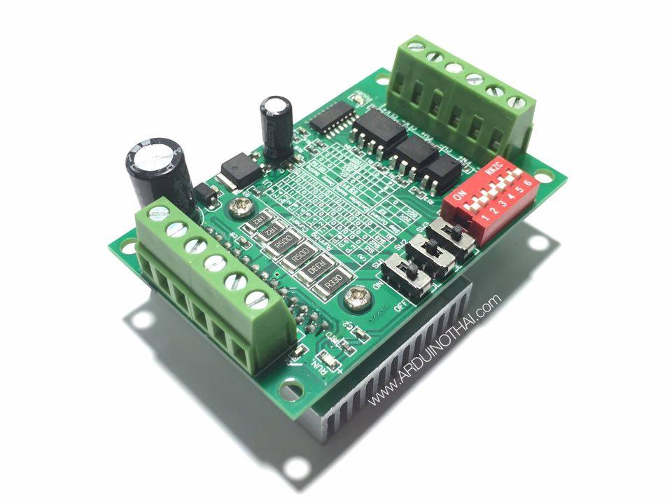 3A Stepper Motor Driver Board Single-Axis (TB6560)