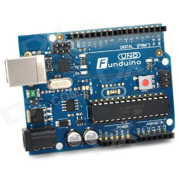 Funduino UNO R3 + สาย USB