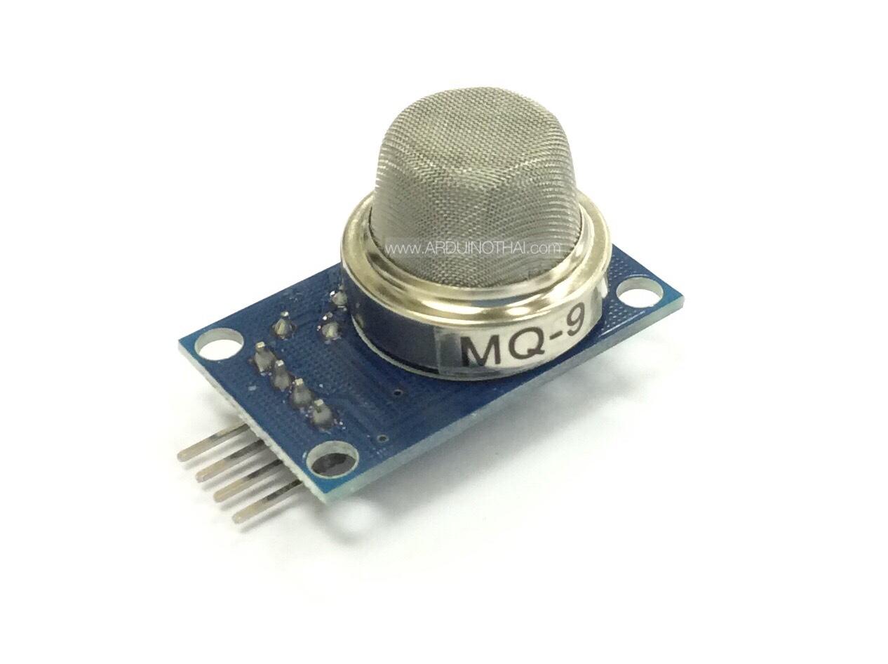 Carbon Monoxide Sensor (MQ-9)