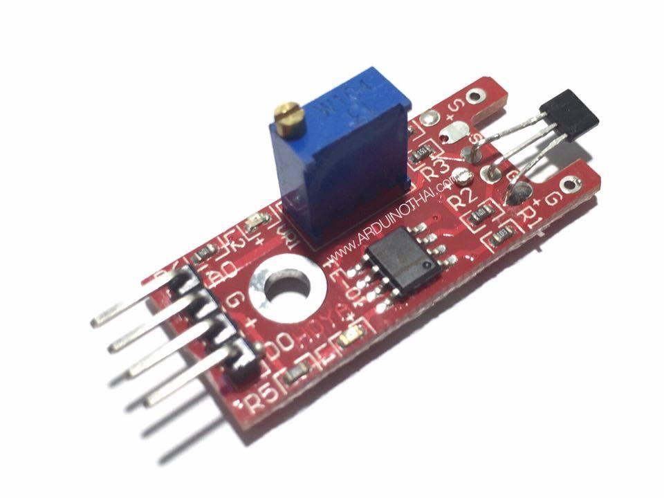 Linear Hall Magnetic sensor