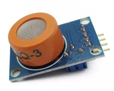 Alcohol Sensor (MQ-3)