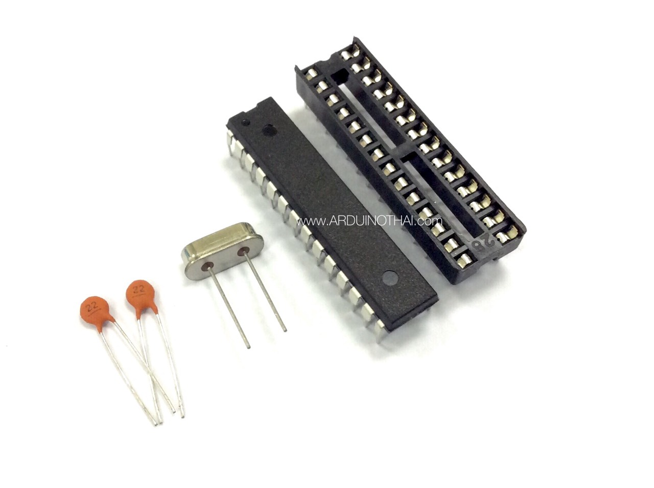 IC ATMEGA328P-PU Set