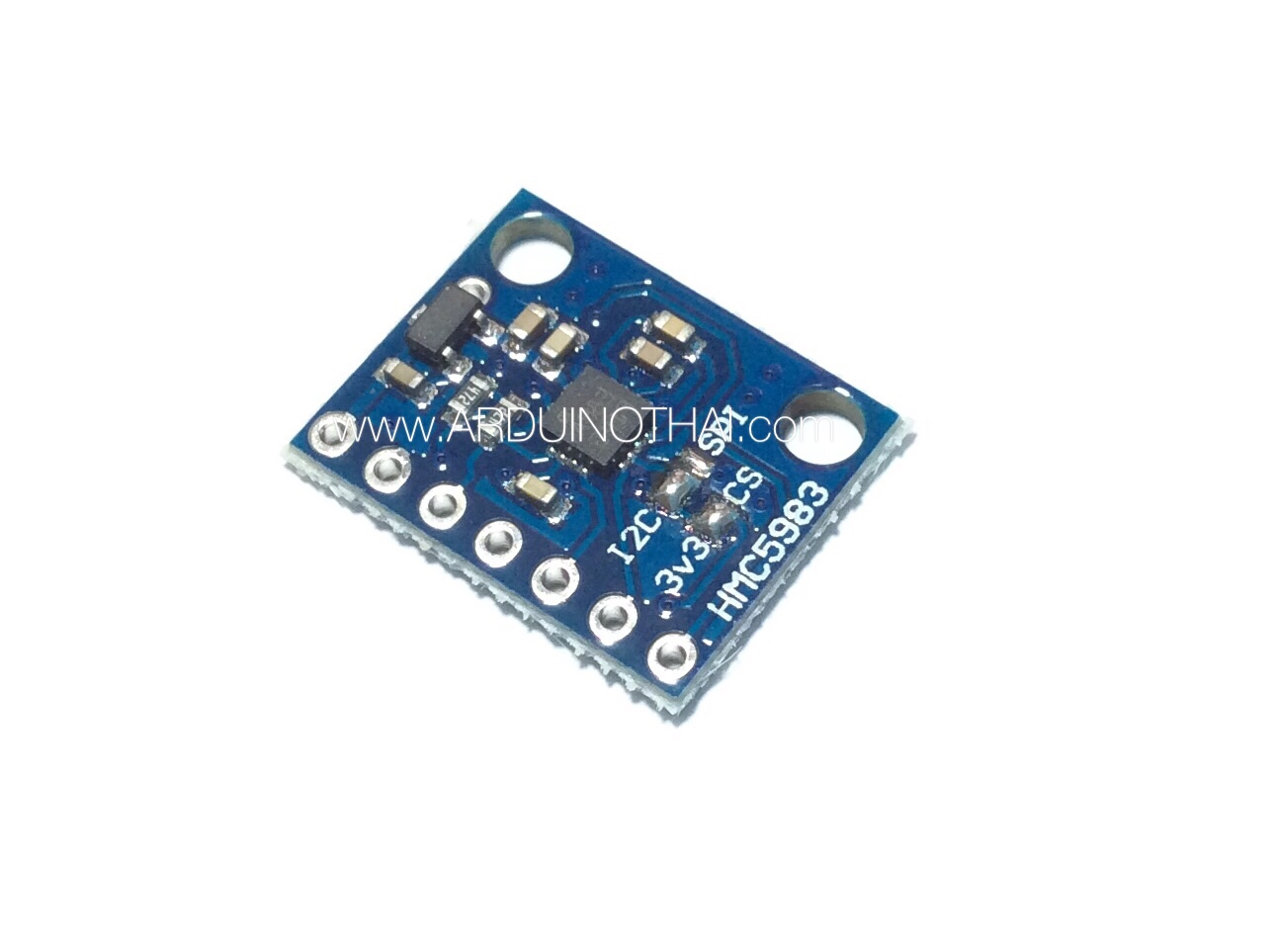3-axis Compass Module with Temperature Compensated (HMC5983)